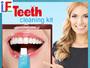 Safe Matériel Mélamine éponge Kit de blanchiment des dents
