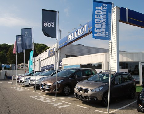 Peugeot Azur Antibes