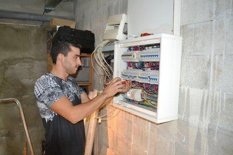 Electricien services