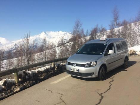 Taxi La Motte Servolex conventionné | PASCAL FERRAND