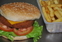 Sandwich Fish Burger